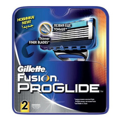 Кассеты Gillette Fusion ProGlide 2 шт