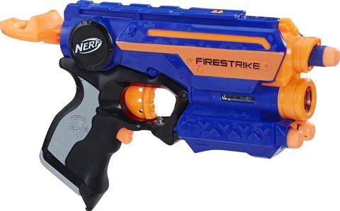 Бластер Nerf Firestrike, с патронами