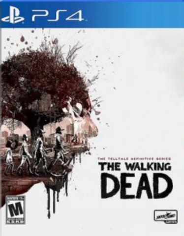 Sony PS4 The Walking Dead All seasons Limited Edition Pack (русские субтитры)