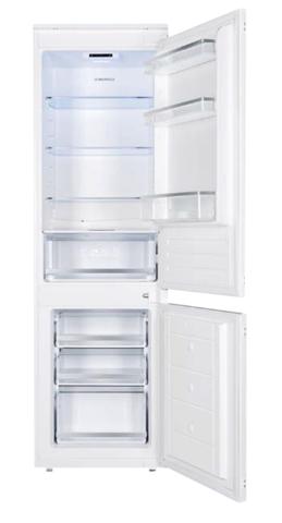Встраиваемый холодильник Maunfeld MBF177SW