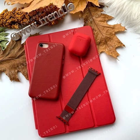 Чехол Smart Case iPad 2/3/4 /red/ красный