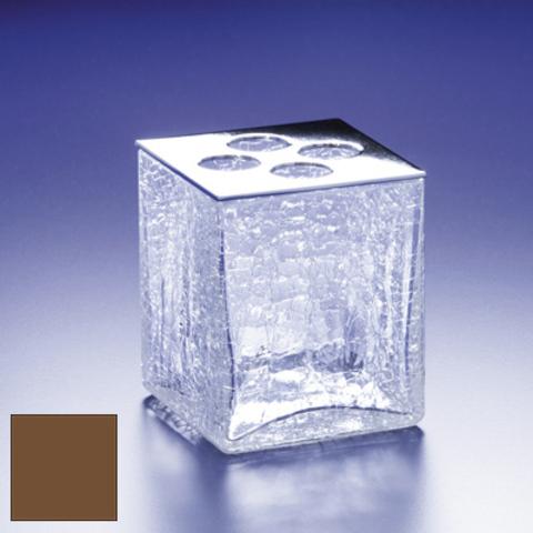 Стакан для зубных щеток 83128OV Cracked Crystal от Windisch