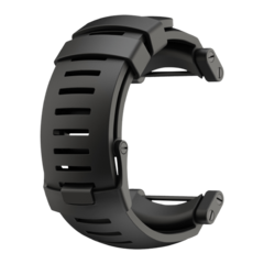 Ремешок для часов Suunto Core (черный силиконовый) SS018816000
