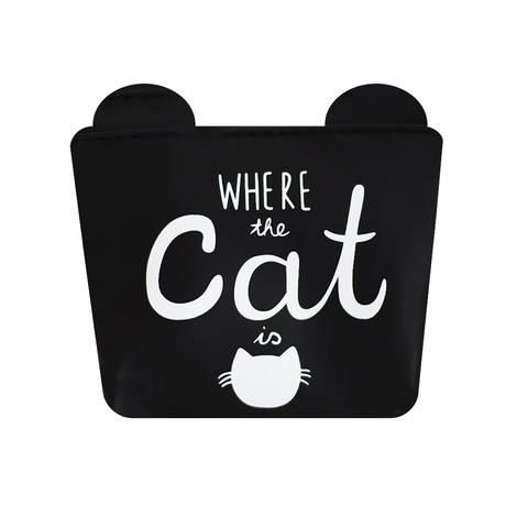 Кошелек Cat where