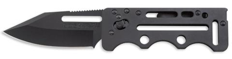 Купить Складной нож SOG Мод. ACCESS CARD BLACK 97055 по доступной цене