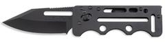Складной нож SOG Мод. ACCESS CARD BLACK 97055