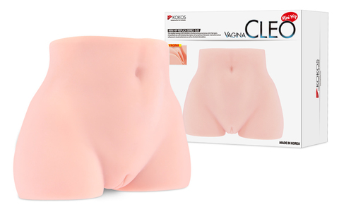 Реалистичная вагина мастурбатор Kokos Cleo vagina