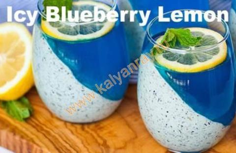 Argelini Icy Blueberry Lemon