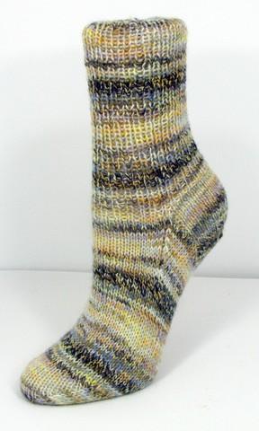Носочная пряжа Rellana Flotte Socke Galaxy 1230