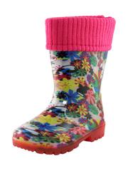 Обувь детская резиновая Капика