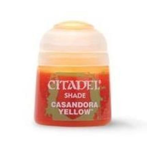 SHADE: CASANDORA YELLOW