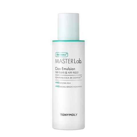 Эмульсия TONYMOLY Derma Master Lab Cica Emulsion 120ml
