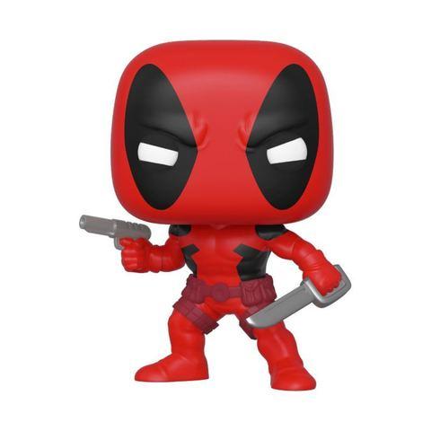 Фигурка Funko POP! Bobble: Marvel: 80th First Appearance: Deadpool
