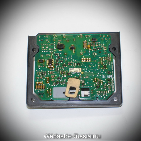 Плата управления Webasto TTC VW Touareg 9013587F 7L6 819 071 G