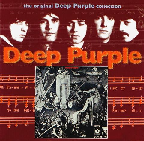 Deep Purple / Deep Purple (CD)