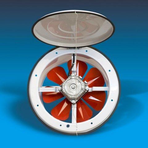 Осевой оконный вентилятор Bahcivan BK 160