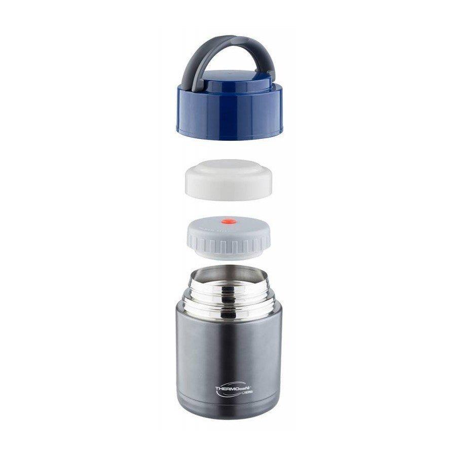 Термос для еды Thermocafe by Thermos TS-3506 (0,8 литра), голубой