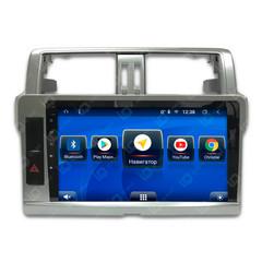Автомагнитола для Toyota Land Cruiser Prado 150 Restyle 13-17 IQ NAVI T54-2912CFHD с Carplay и DSP
