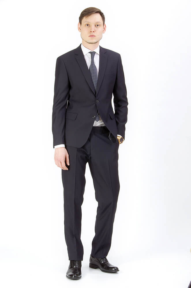 "Костюмы Slim Fit DANIEL BERIS / Костюм ""двойка"" slim fit IMGP9353.jpg"