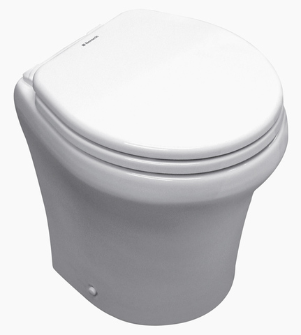Туалет электрический с мацератором Dometic MasterFlush 8152 (12V)
