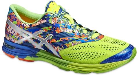 Asics GEL-Noosa TRI 10 Мужские кроссовки для бега желтые