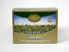 Чай Алфит № 9 мастопатийный 60 бр. (Гален)