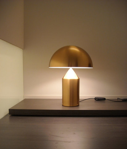 replica Oluce ATOLLO 233D table lamp
