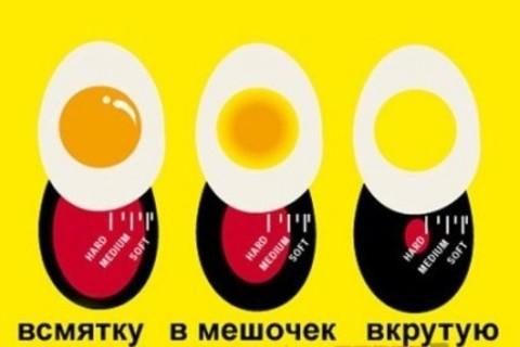 Индикатор-таймер для варки яиц - это простое и удобное приспособлен...