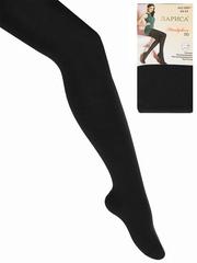 NO9981-1 колготки женские утепленные, черные