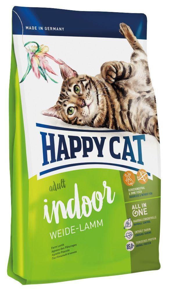Happy Cat Корм для кошек живущих в помещениях Happy Cat Supreme Indoor Пастбищный ягненок Happy_Cat_Supreme_Indoor_Пастбищный_ягненок.jpg