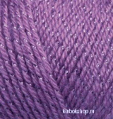 Alize Sal sim 44 пурпурный, фото
