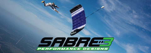 Основной парашют Sabre-3