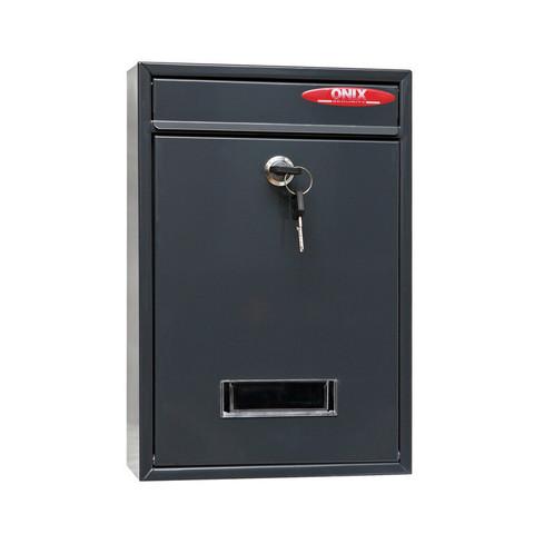 Ящик почтовый ONIX_ЯК1 инд. почтовый ящик 215x85x320