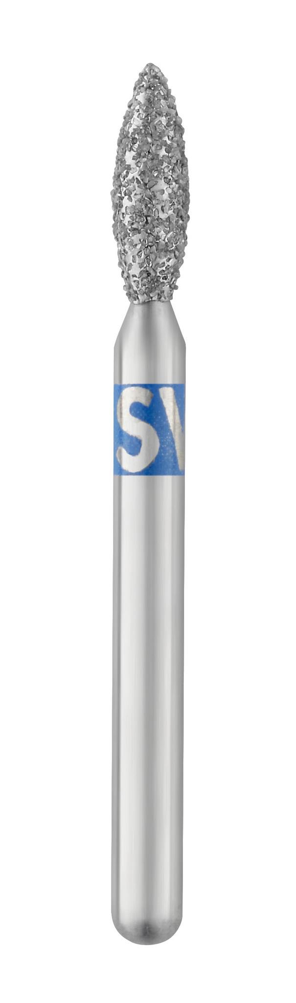 Алмазные боры Супер Финиры «SS WHITE» серия RA CS 868/018