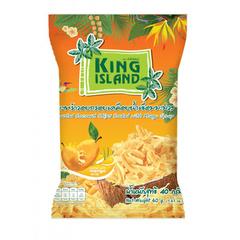 Кокосовые чипсы с Манго, 40 гр., King island