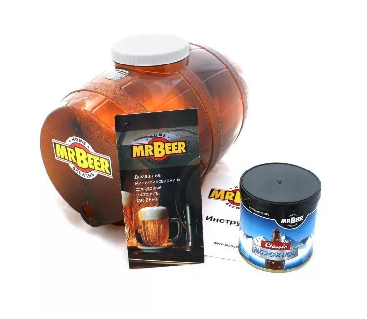Домашняя пивоварня mr beer premium kit отзывы купить самогонный аппарат евпатория