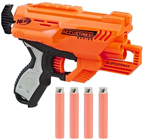 Nerf Бластер N-Strike Elite Quadrant