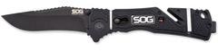 Складной нож SOG Мод. TRIDENT ELITE BLACK 97161