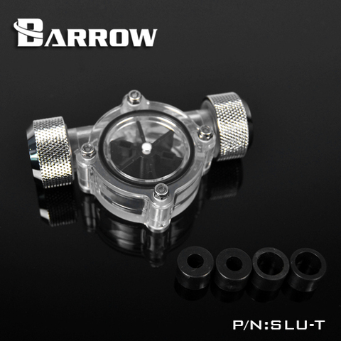 Датчик потока без мониторинга Barrow SLU-T NICKEL