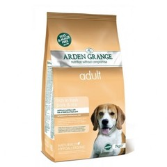 ARDEN GRANGE ADULT PORK & RICE 12 кг