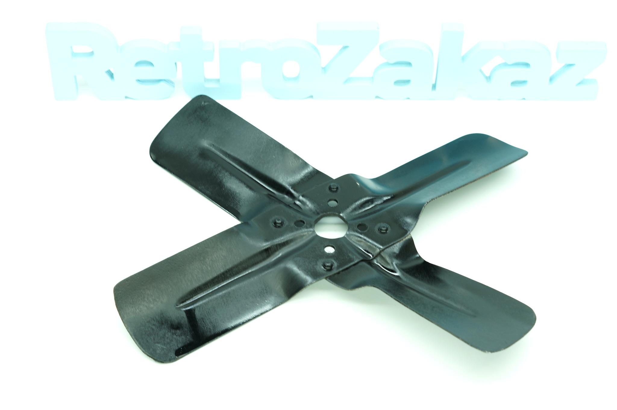 Вентилятор двигателя ГАЗ 21, 20