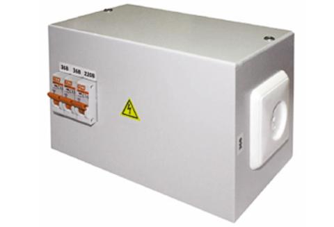 ЯТП-0,25 220/24-3авт. TDM