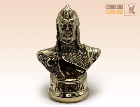 статуэтка бюст Александр Невский