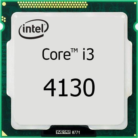 процессор Intel S-1150 Core i3-4130 (3,4GHz) 2C/4Th 3mb Cache HD4400 oem