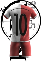Футбольная форма KiPA
