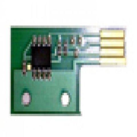 Смарт-чип для картриджа Xerox 6130 cyan (голубой) chip 1,9k
