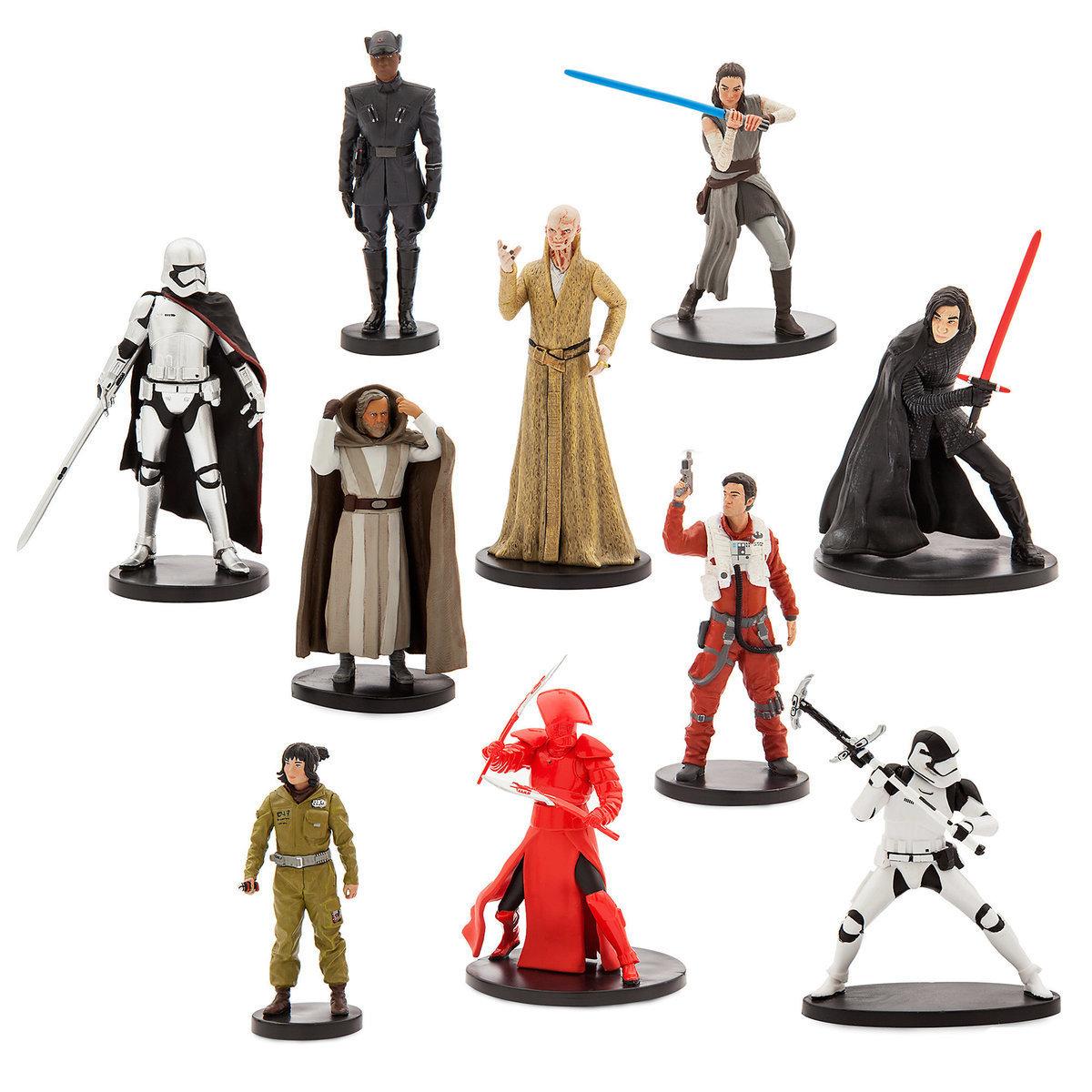 Набор фигурок «Звездные войны: Последние джедаи» - Deluxe