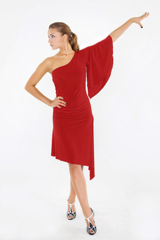 Платье для танцев арт. 206