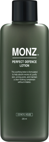 ESTHETIC HOUSE Лосьон для лица МУЖСКОЙ MONZ PERFECT DEFENCE LOTION, 235 мл.