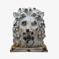 Статуэтка Decor Голова льва 86038AW